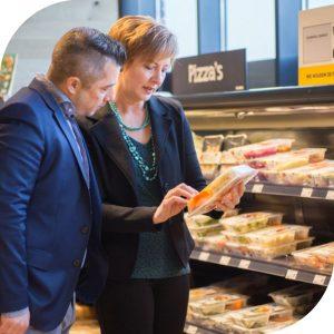 Supermarktsafari met Hanneke van Bewuster en Gezonder