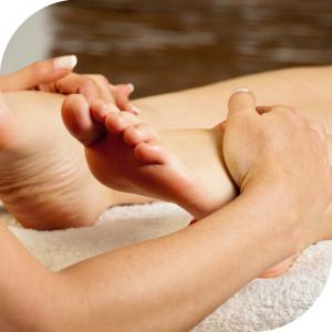 VoetreflexPlus™ massage