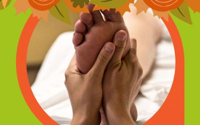 Massage van je voeten