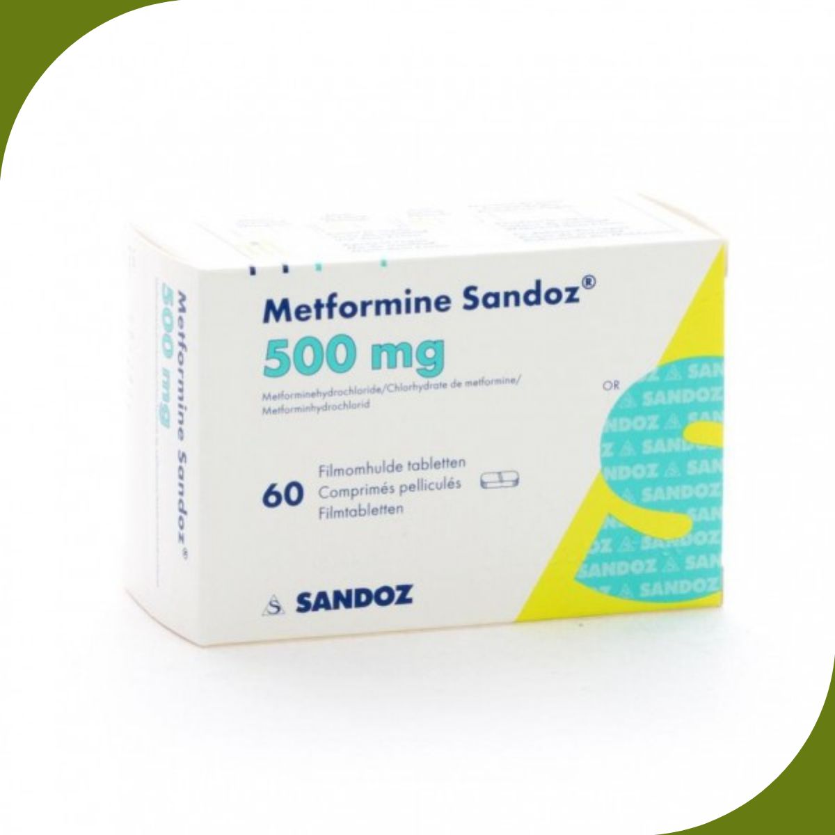 Metformine bij diabetes type 2