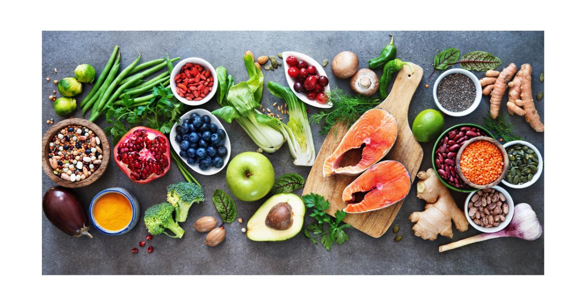 Gezonde en onbewerkte Voeding